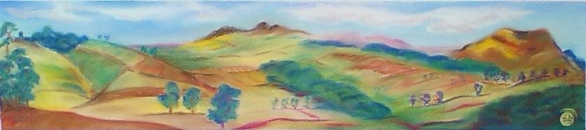 BORDERS 1 - pastel