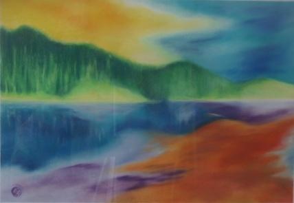 SERENITY II - pastel