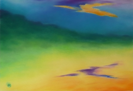 SERENITY III - pastel