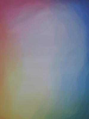 Colour circle - veil
