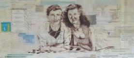 The Portrait - detail 2