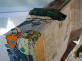 The suitcase - detail